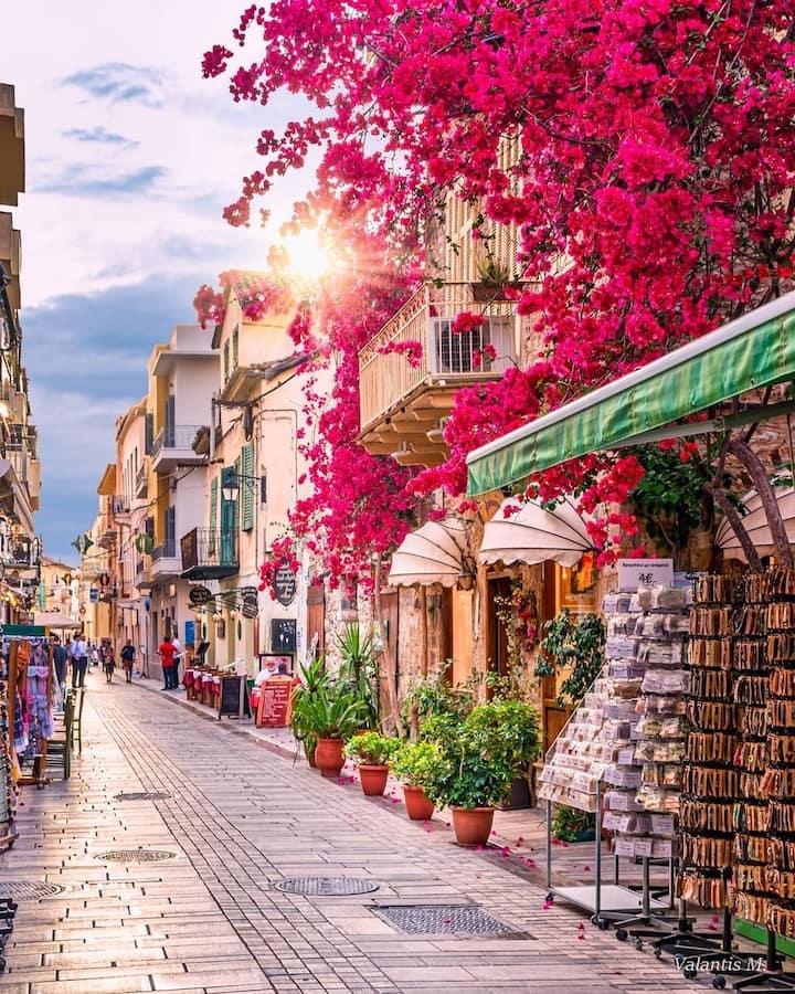 Old City Of Nafplio