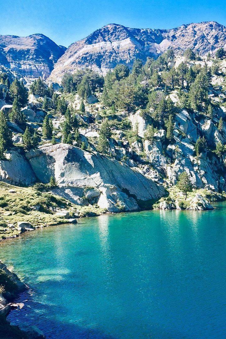 Lac de la Carança