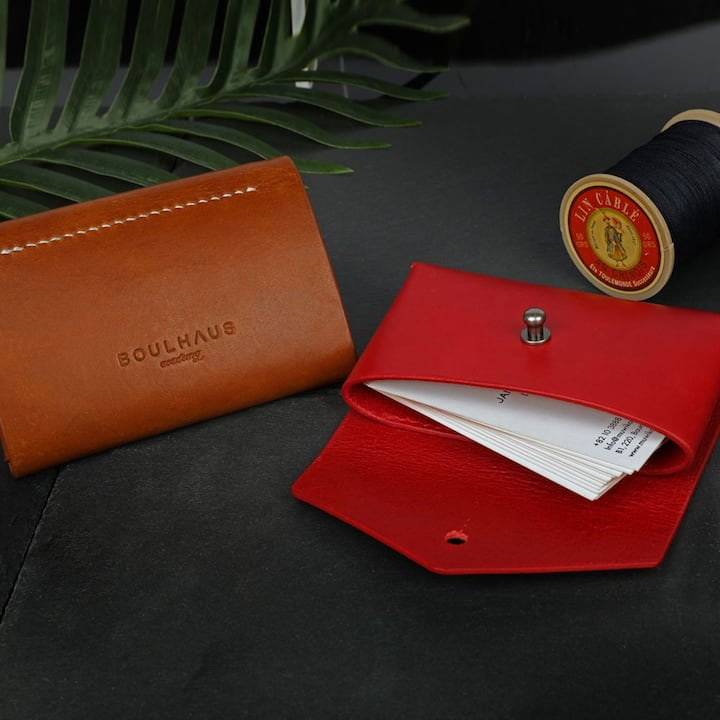 Businees card wallet * duration 2-3H