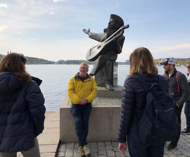 Music in Sweden is everywhere!