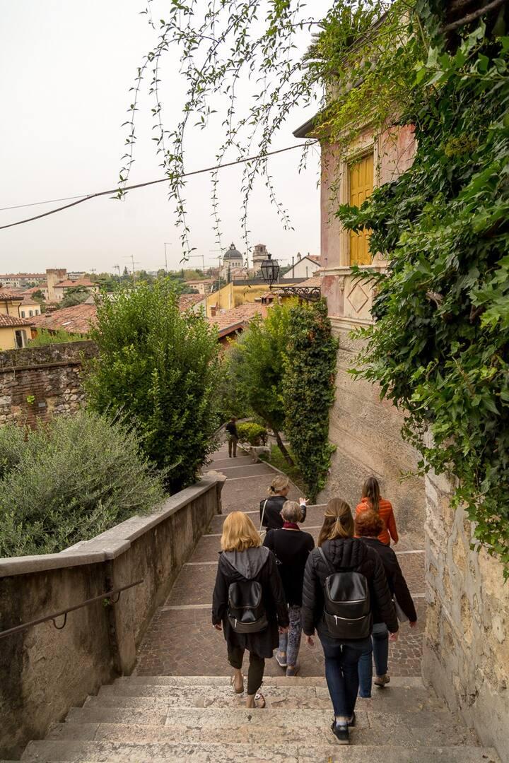 Verona walking tour
