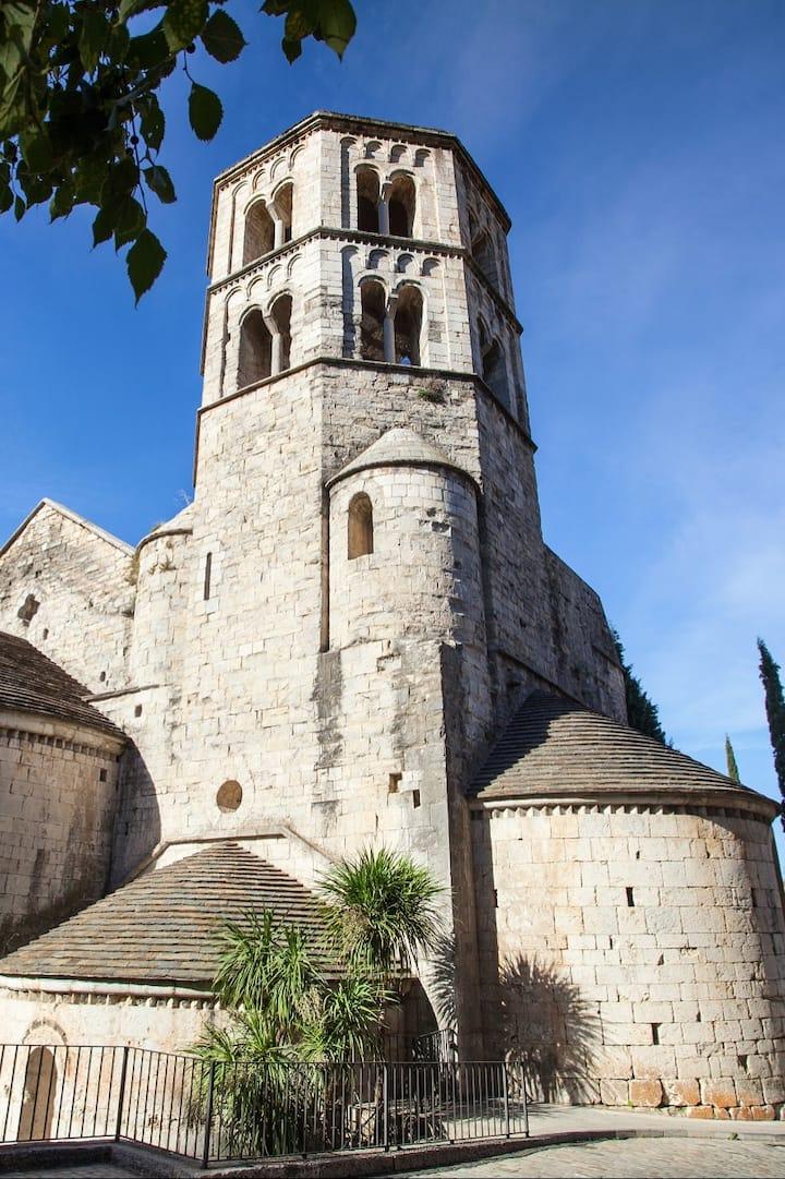 Monastery of Sant Pere de Galligans