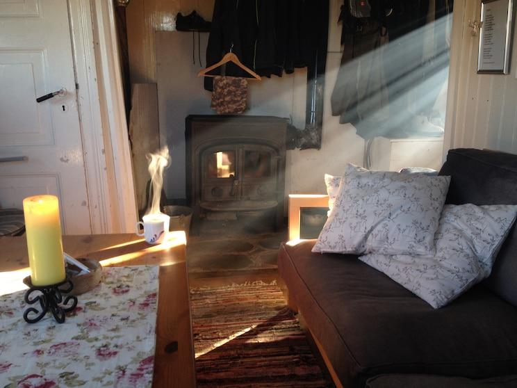 Ev sahibi tarafından verilen görüntüyü tam ekran göster