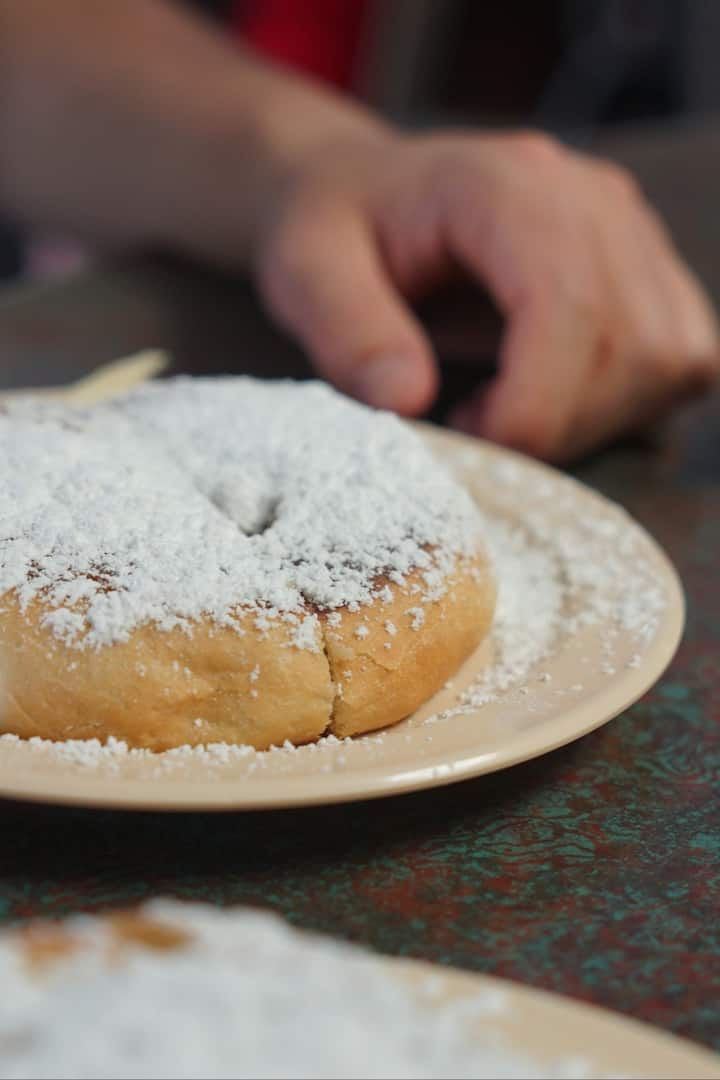 A Traditional Sweet, The Mallorca