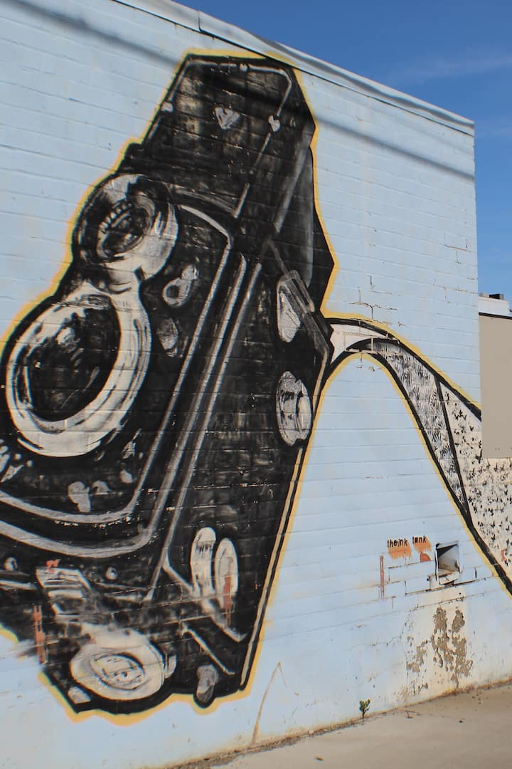 On the Midtown Mural Tour