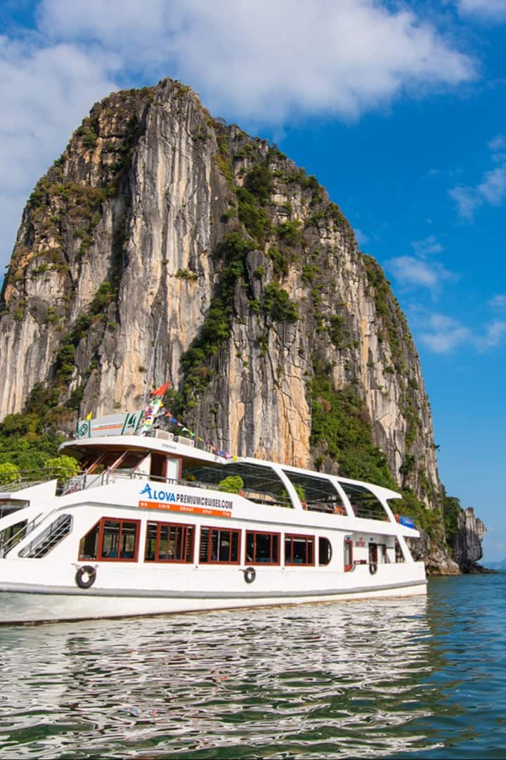 Halong Bay Day Cruise By Expressway