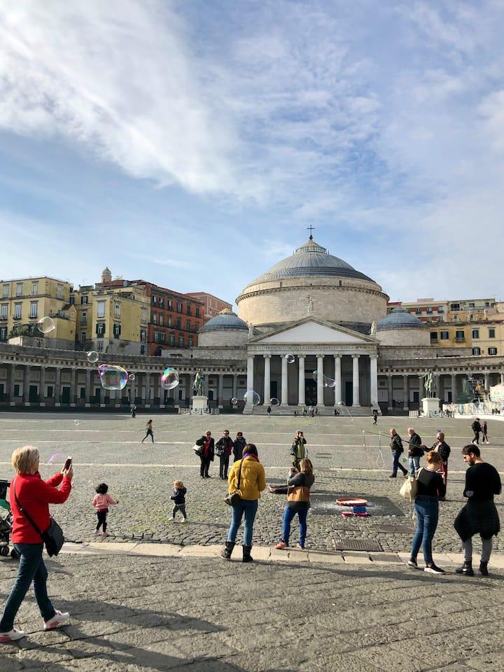 Plebiscito Square