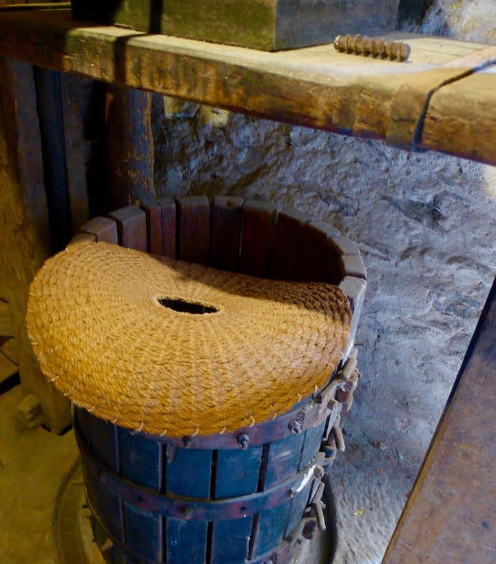 antico mulino di Manarola