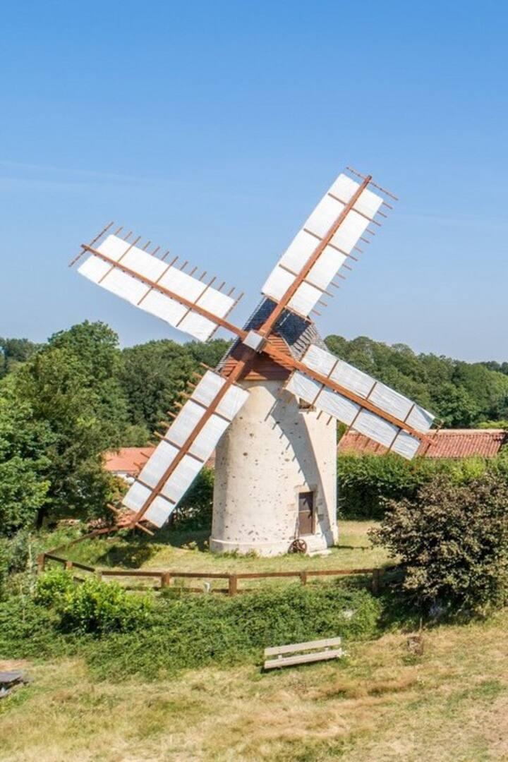 moulin du  terrier marteau