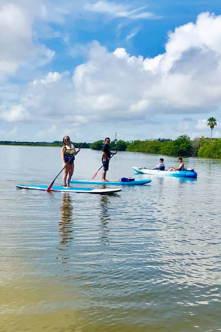 Kayaks and Paddle Boards Available