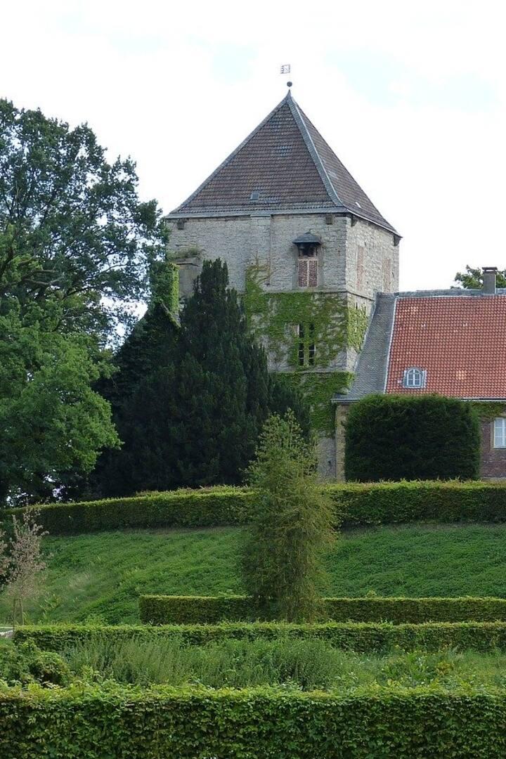 Schloss im Park.