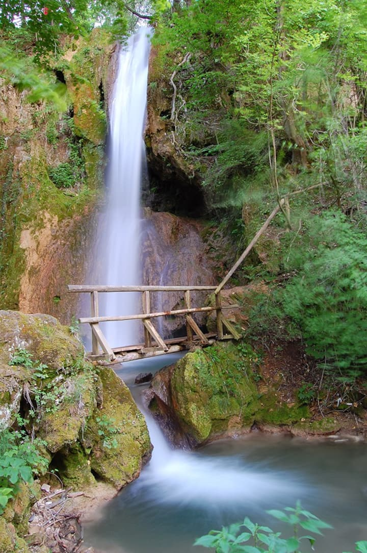 "Waterfall "" Ripaljka"""