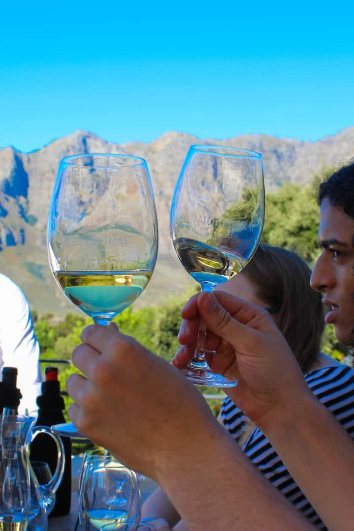 Wine sensory masterclass