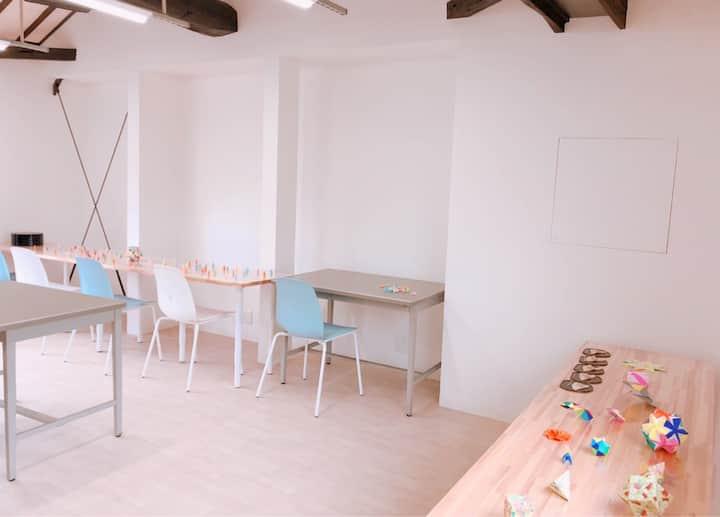 Origami atelier/studio