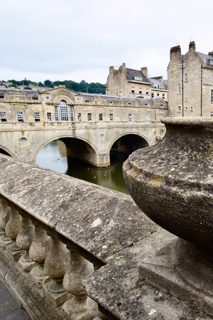Pulteney Bridge & the Avon