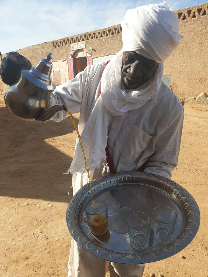 """Gnaoua hospitality""""Tea"""""""