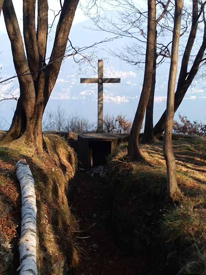 Holy Cross of Monte Croce