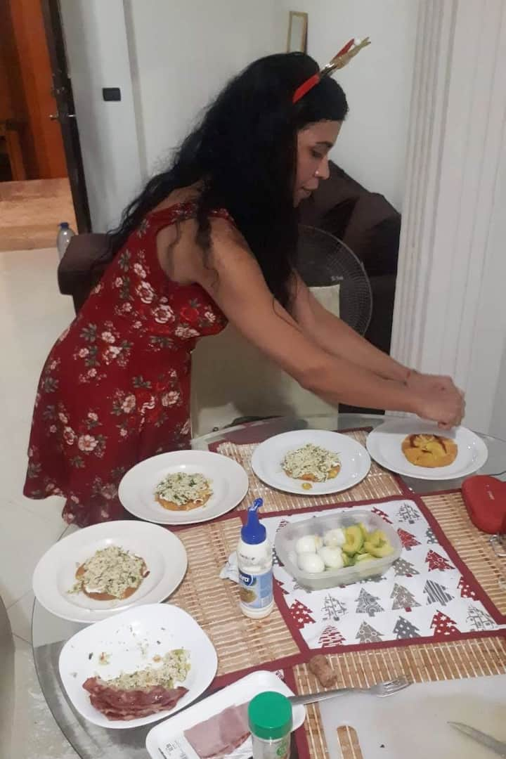 Arepas Venezolanas con mucho sabor!!