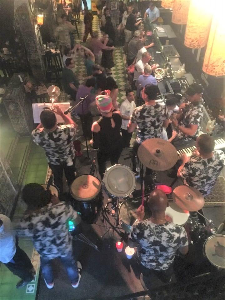 Live Cuban Band