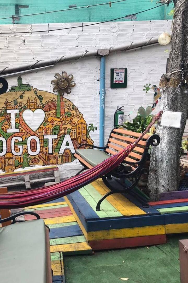 Bogotà tiene su magià si sabes buscar