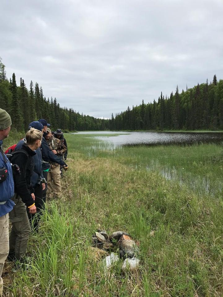 Instruction at the Lake