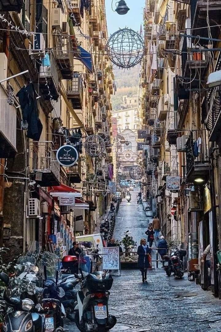 La meravigliosa Spacca Napoli!