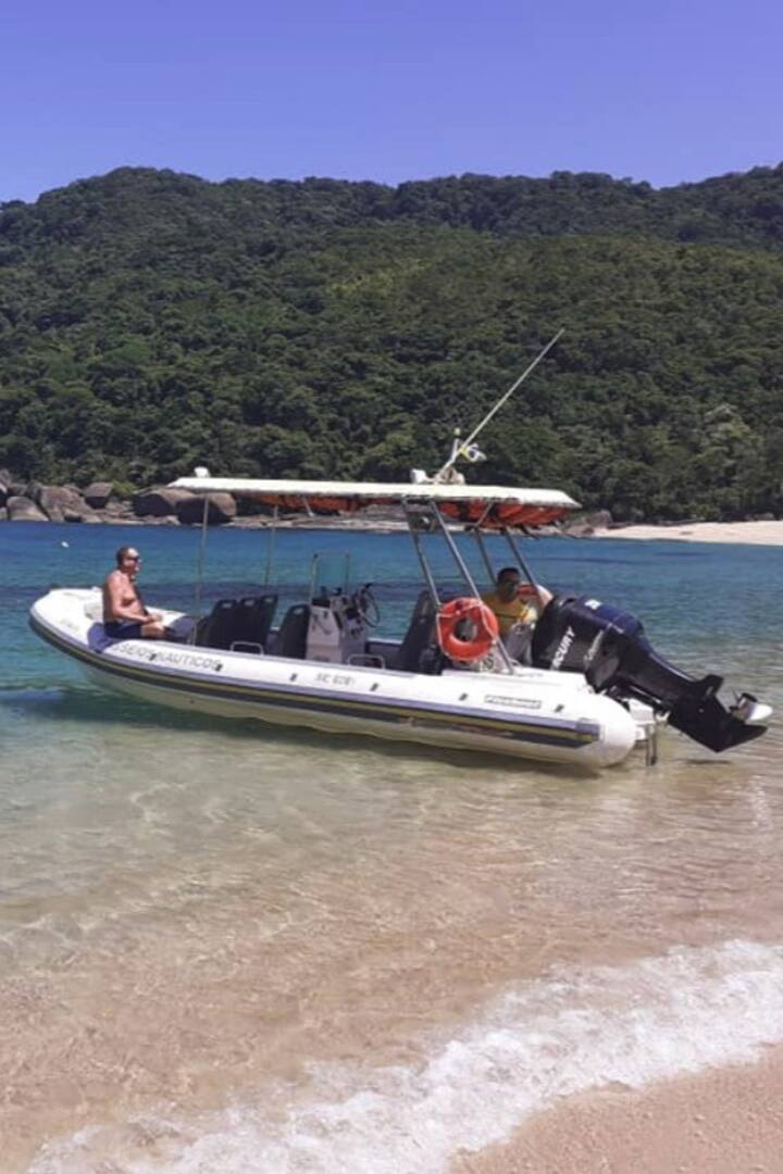 Flexboat & guia nativo