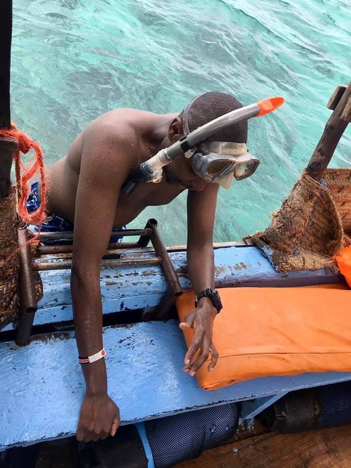 Snorkling Equipment