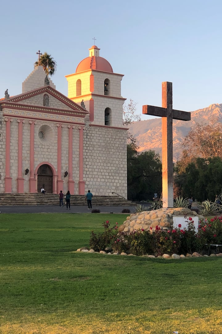 Queen of the Missions