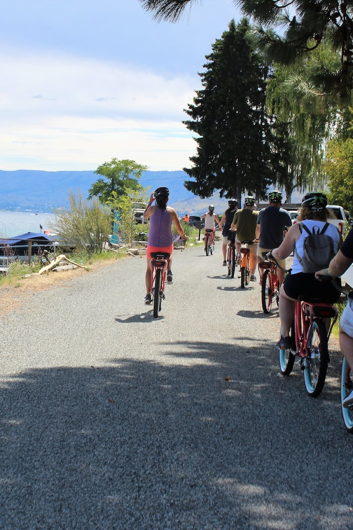 Ride Chelan's less traveled roads