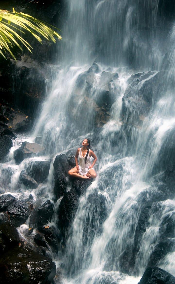Katolampo Waterfall