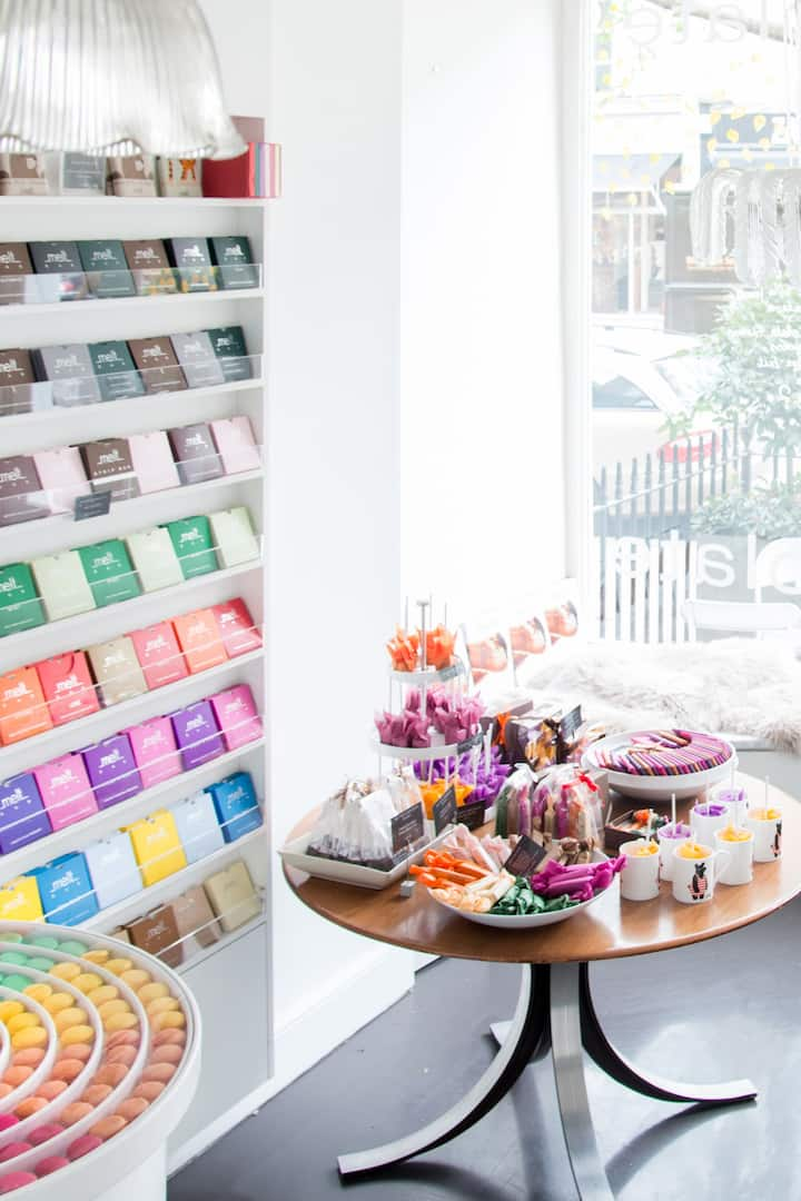 Beautiful boutique in Notting Hill