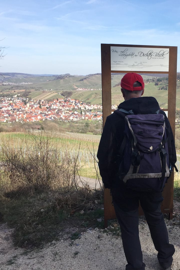 Aussichtspunkt ins Remstal