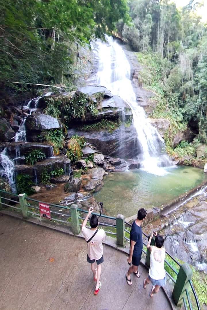 Taunay Falls
