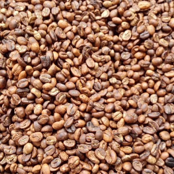 Coffee Roasted