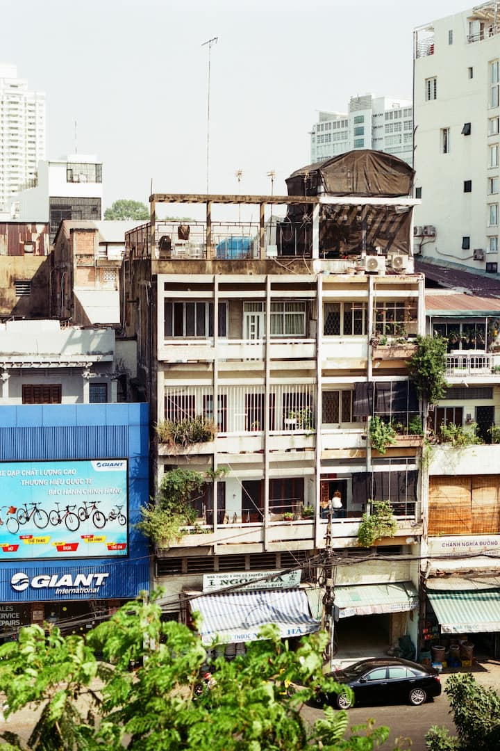 Typical Public Housings
