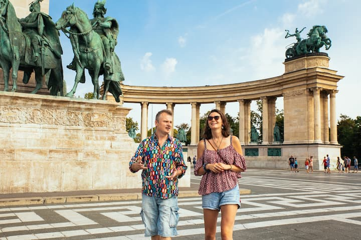 Discover Budapest's highlights