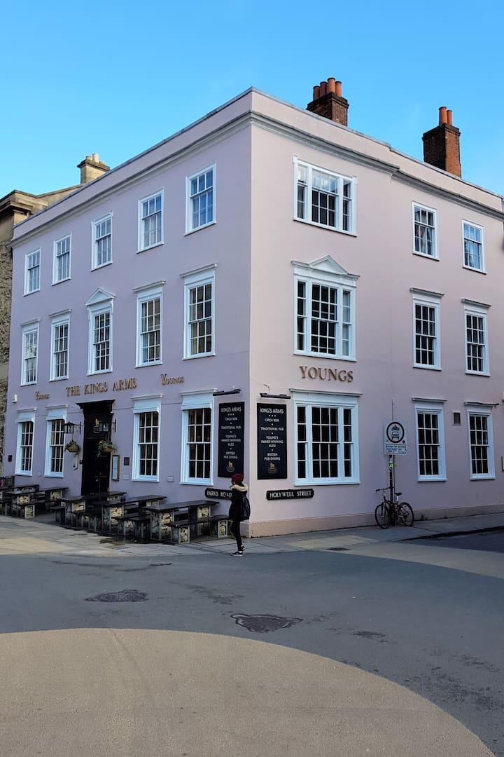 Highest IQ pub in England?