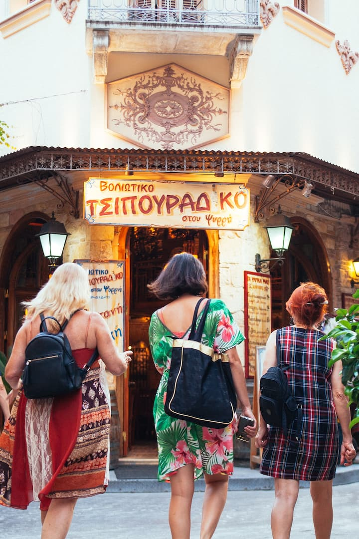 Let me show you the best food of Athens