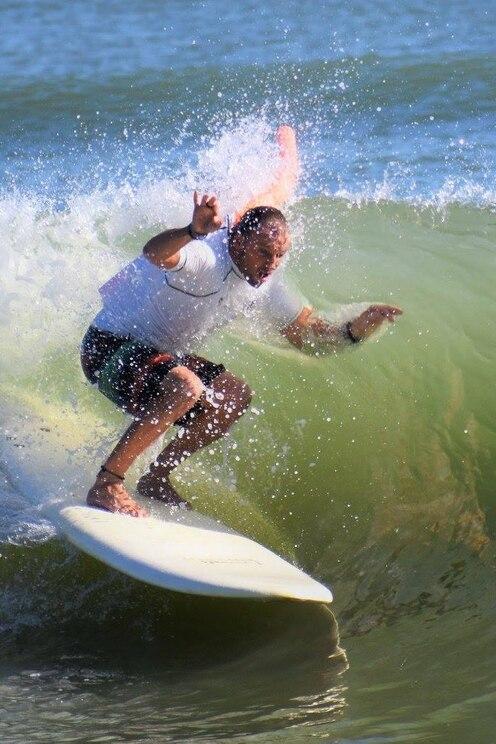 Sandy Beach Surfing Surf Experience