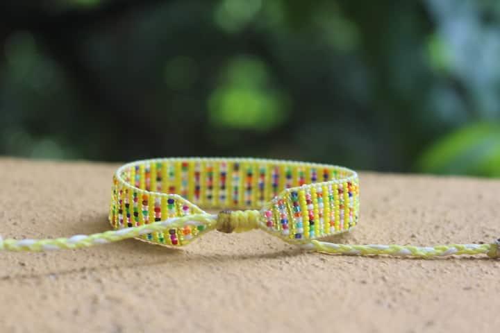 Sliding mechanism for your bracelet