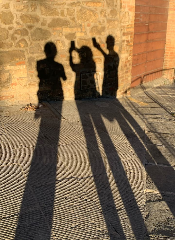 Shadow Photos Shooting