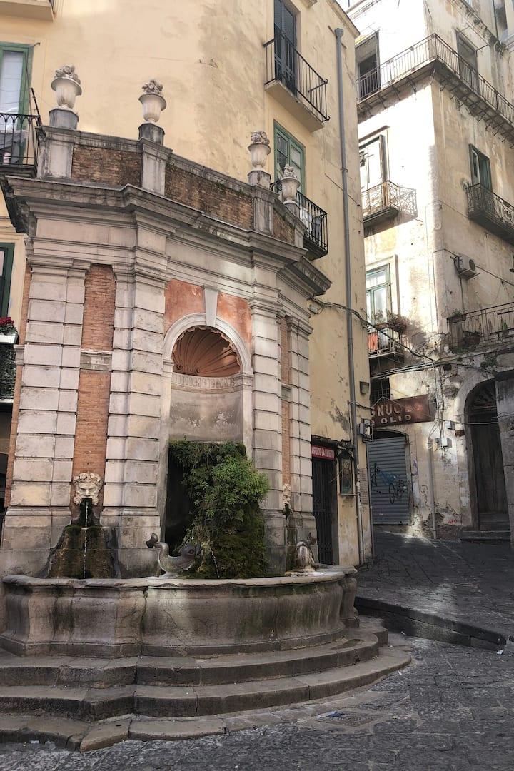 Fountain of Vanvitelli