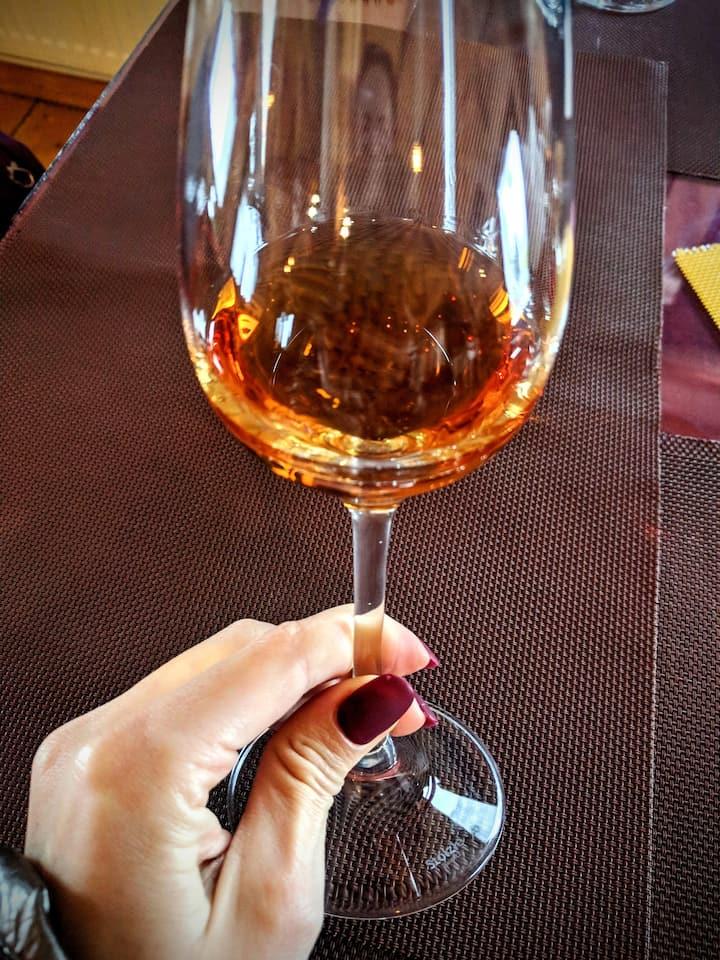 Delicious Georgian wine