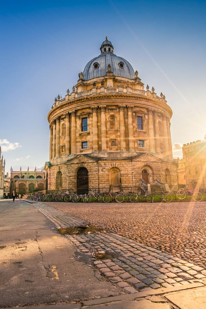 The Sheldonian Theatre, Oxford