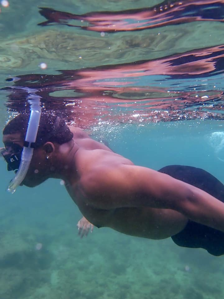 Experience the magic of snorkeling.