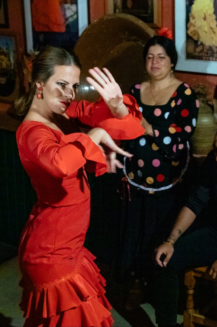 Get acquainted with the dancing culture