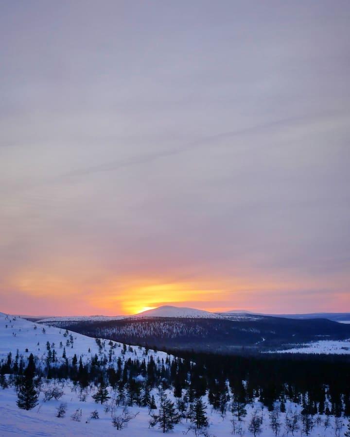 Polar Night Ending