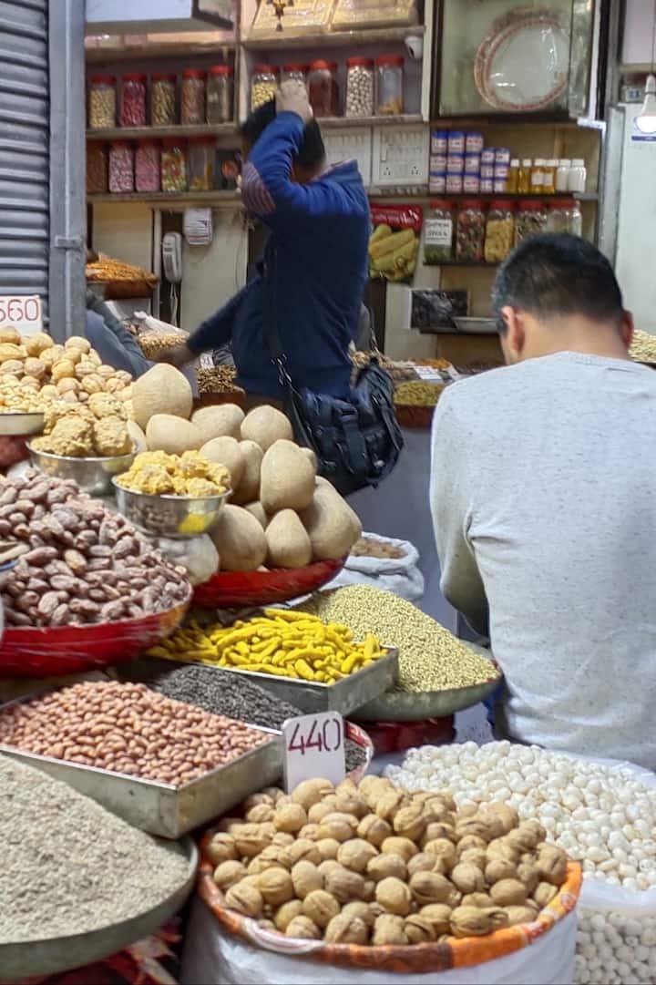Asia's largest spice market