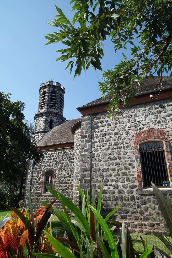 Eglise de Saint-Leu